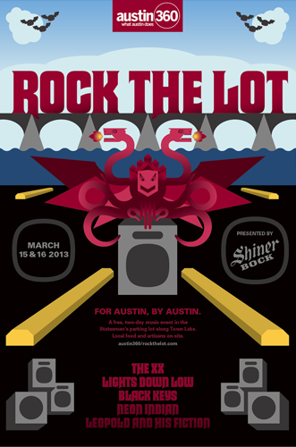 Rock The Lot
