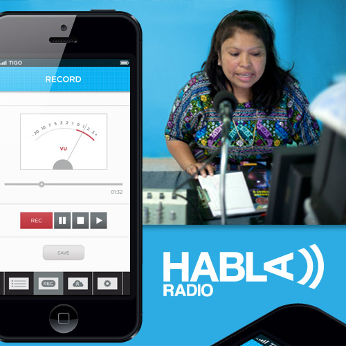HablaRadio iPhone App